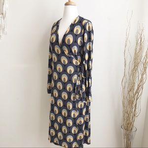 Boden Summer Wrap Dress